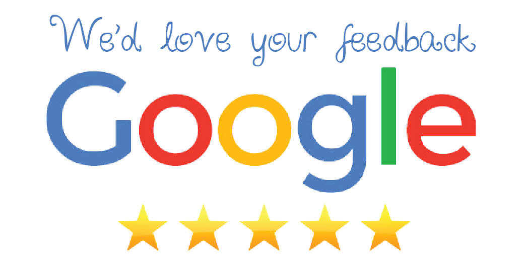 Google Review – please leave a review