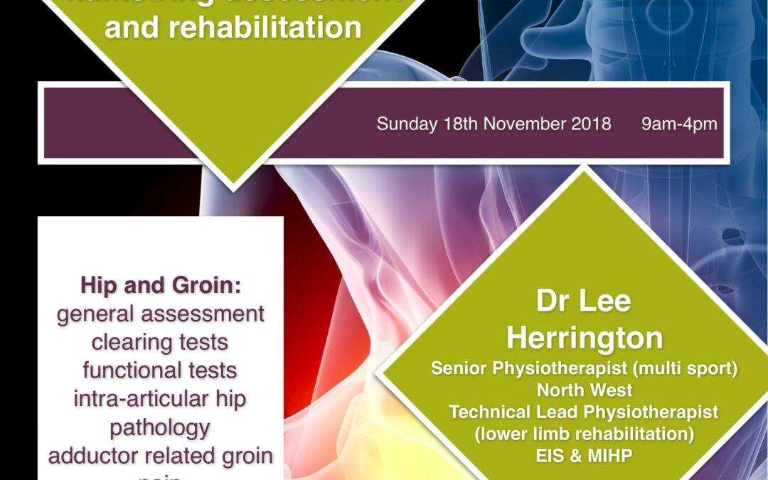 Sporting Hip & Hamstring Assessment & Rehabilitation