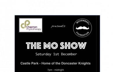 The Mo Show 2018 – £3k raised!