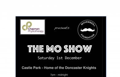 The Mo Show – Saturday 1st December 2018